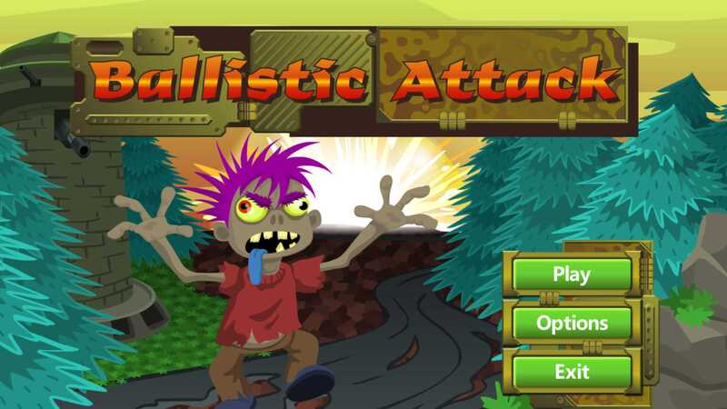 Ballistic Attack Screenshot 1