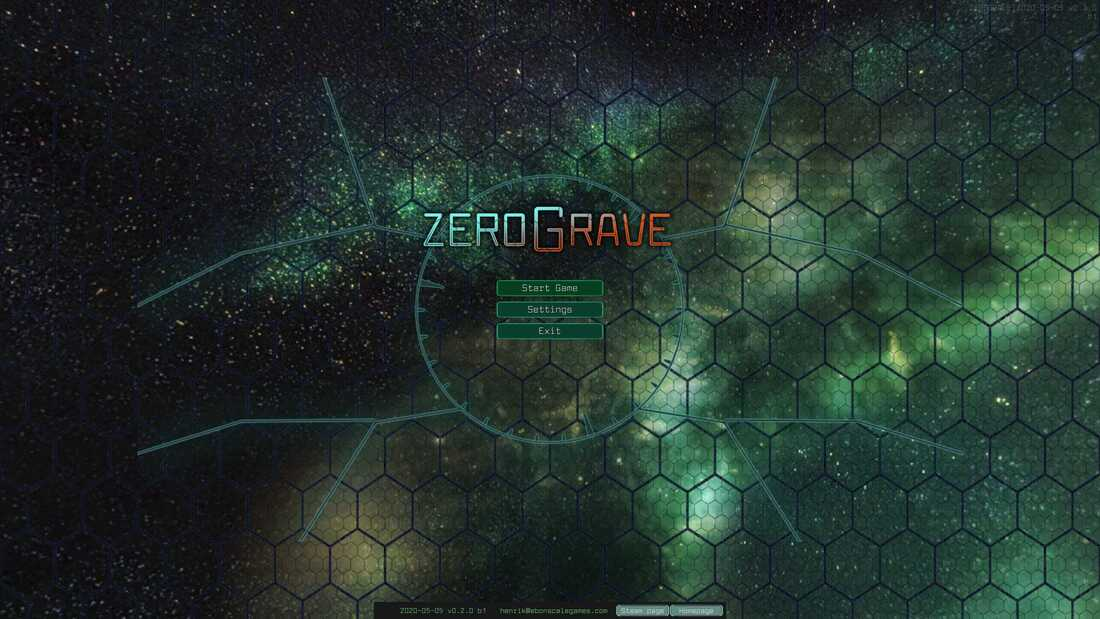 Zerograve Screenshot 1