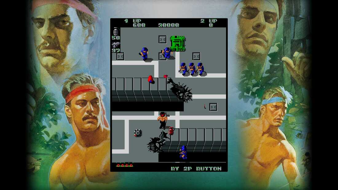 Ikari Warriors Screenshot 5