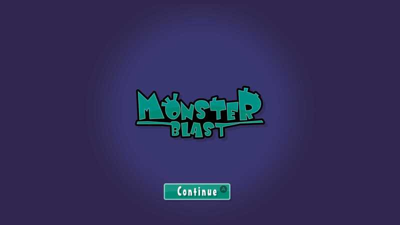 Monster Blast (PC) Screenshot 1