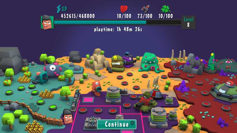 Monster Blast (PC) Screenshot 2