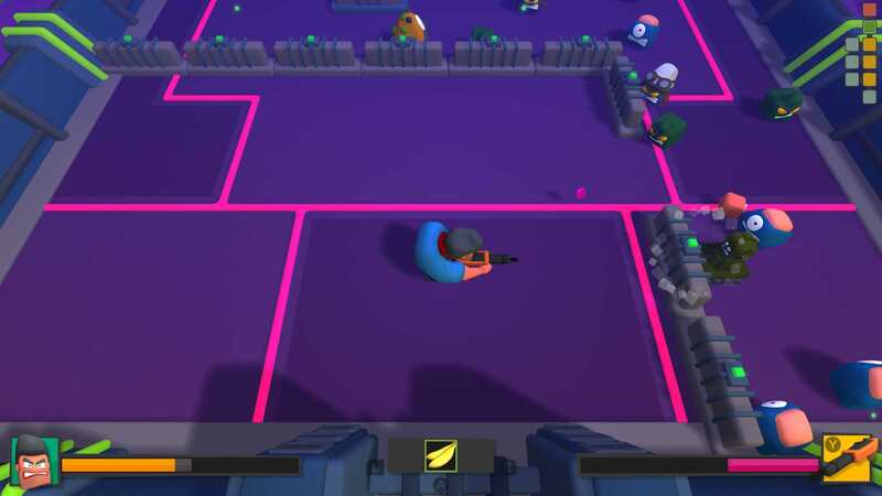 Monster Blast (PC) Screenshot 6