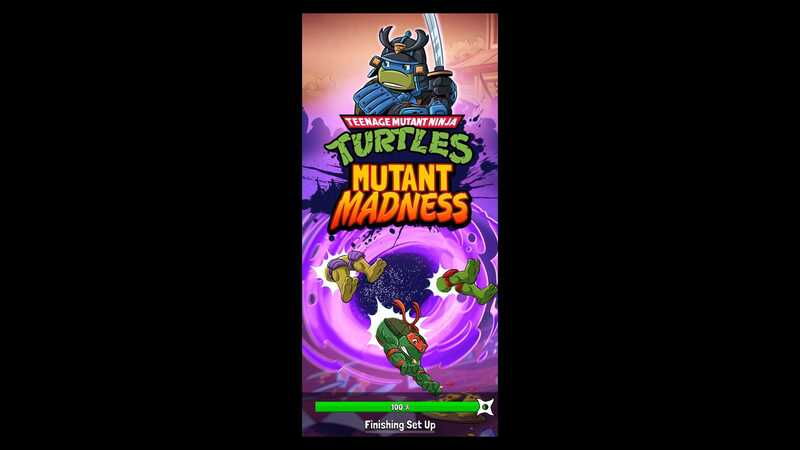 Teenage Mutant Ninja Turtles Mutant Madness Screenshot 1