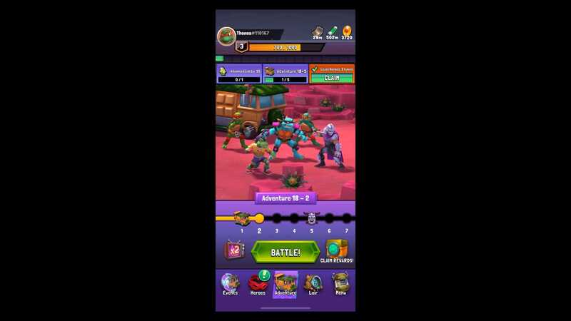 Teenage Mutant Ninja Turtles Mutant Madness Screenshot 6